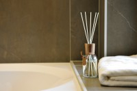 Wohlfühlen im Badezimmer im Appartement in Maria Alm