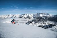 Hochkoenig Skigebiet
