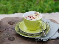 Frühstück im Sunnsait Appartement im Salzburger Land