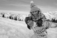 Familienurlaub im Pinzgau