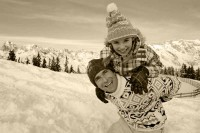 Familienurlaub in Maria Alm