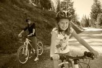 Biken mit Kindern im Pinzgau