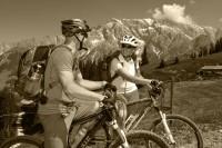 Biken rund um Maria Alm