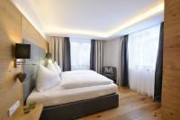 Schlafzimmer im Appartementhaus in Maria Alm
