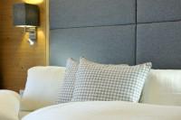 Herrlich schlafen in Boxspringbetten im Appartement im Sunnsait Appartement im Salzburger Land