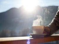 Frühstück mit Aussicht im Salzburger Land