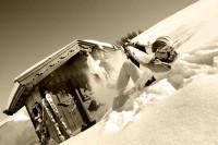 Schneespaß in Maria Alm