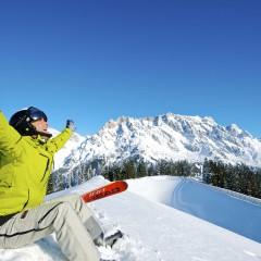 Skigebiet Hochkönig im Salzburger Land
