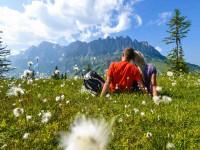 Wanderrast im Salzburger Land