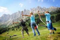Bogenschießen Jufen im Salzburger Land
