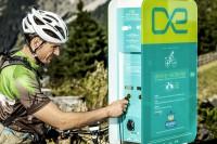 E-Bike-Tankstelle im Salzburger Land