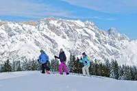Schneeschuhwandern im Pinzgau
