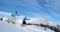 Schneeschuhwandern im Pulverschnee in Maria Alm