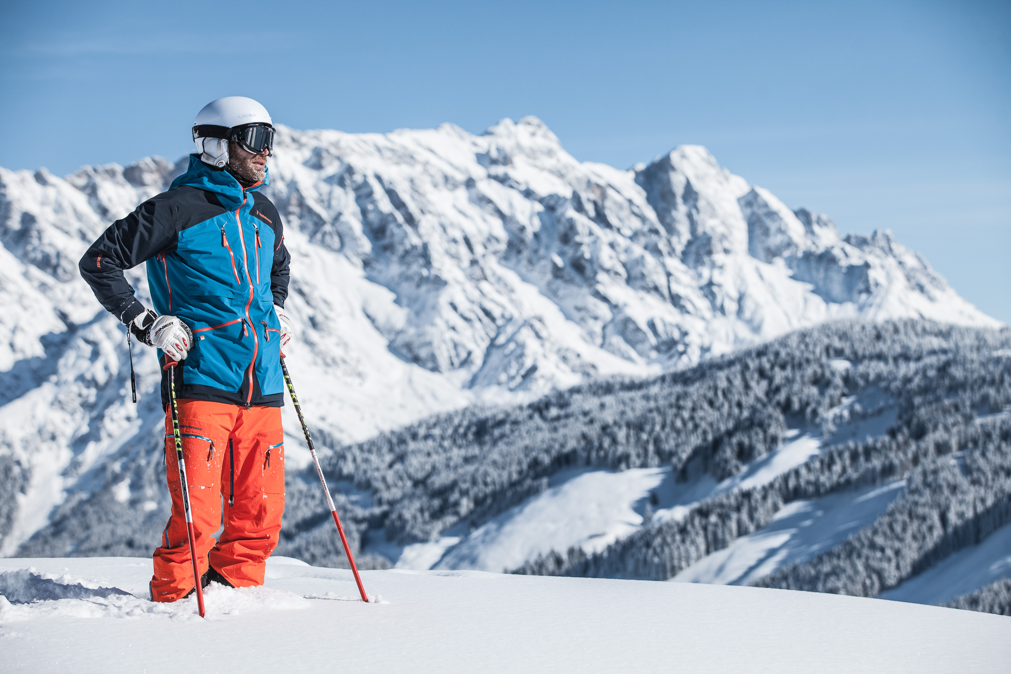 Skiurlaub am Hochkönig