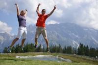 Urlaub macht Spaß im Salzburger Land