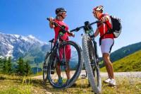 Mountainbiken im Pinzgau