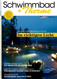 Presse Schwimmbad + Therme Appartements Maria Alm