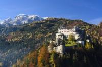 Ausflugsziel Festung Hohenwerfen Appartements im Salzburger Land