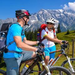 E-Biken Sport Maria Alm im Salzburger Land