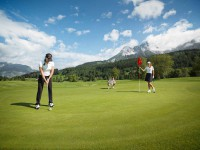 Sunnsait Appartements - Golf